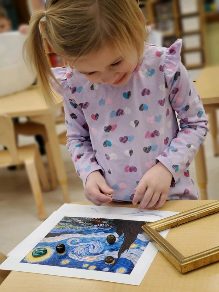 Van Gogh-Inspired Art Activities