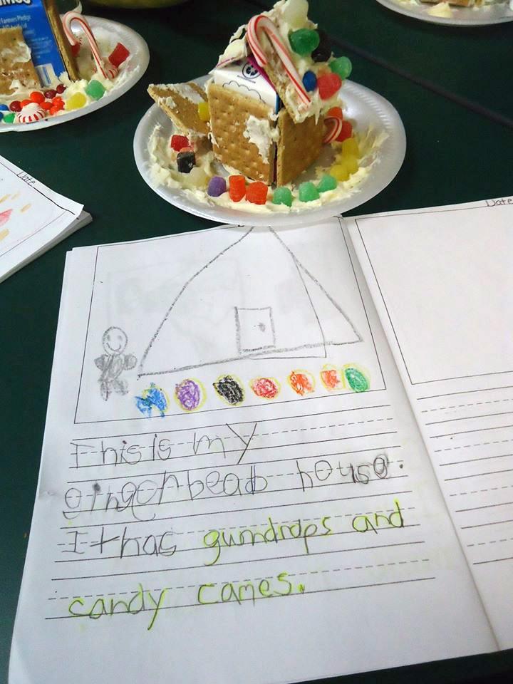 Preschool Journals Activity