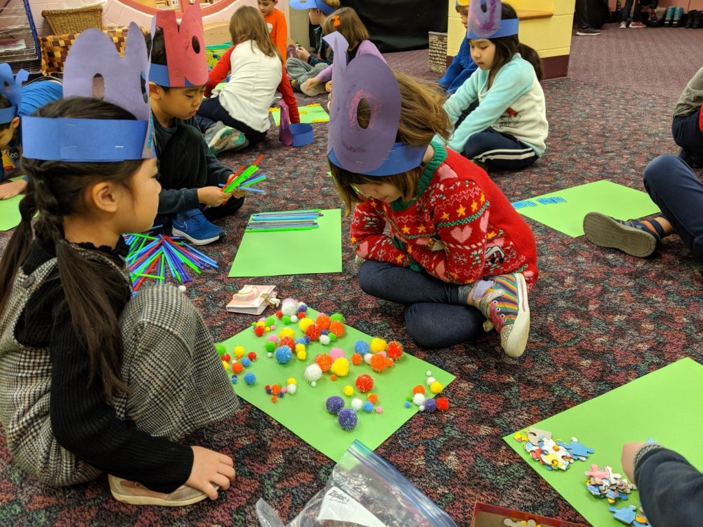 100th Day of Kindergarten Celebration