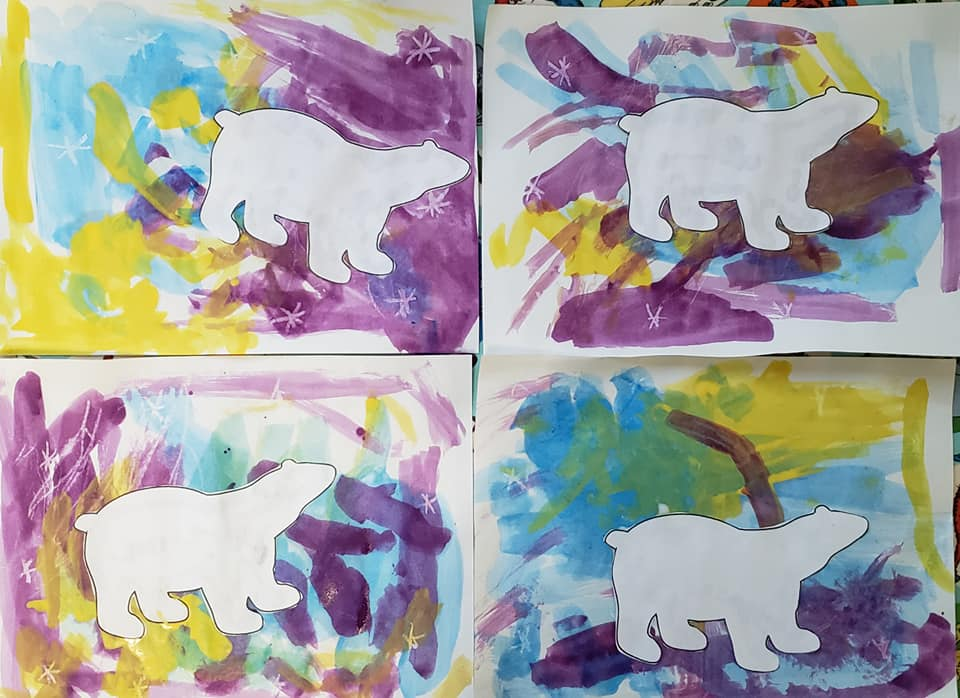 Winter-Themed Animal Crafts for Kids