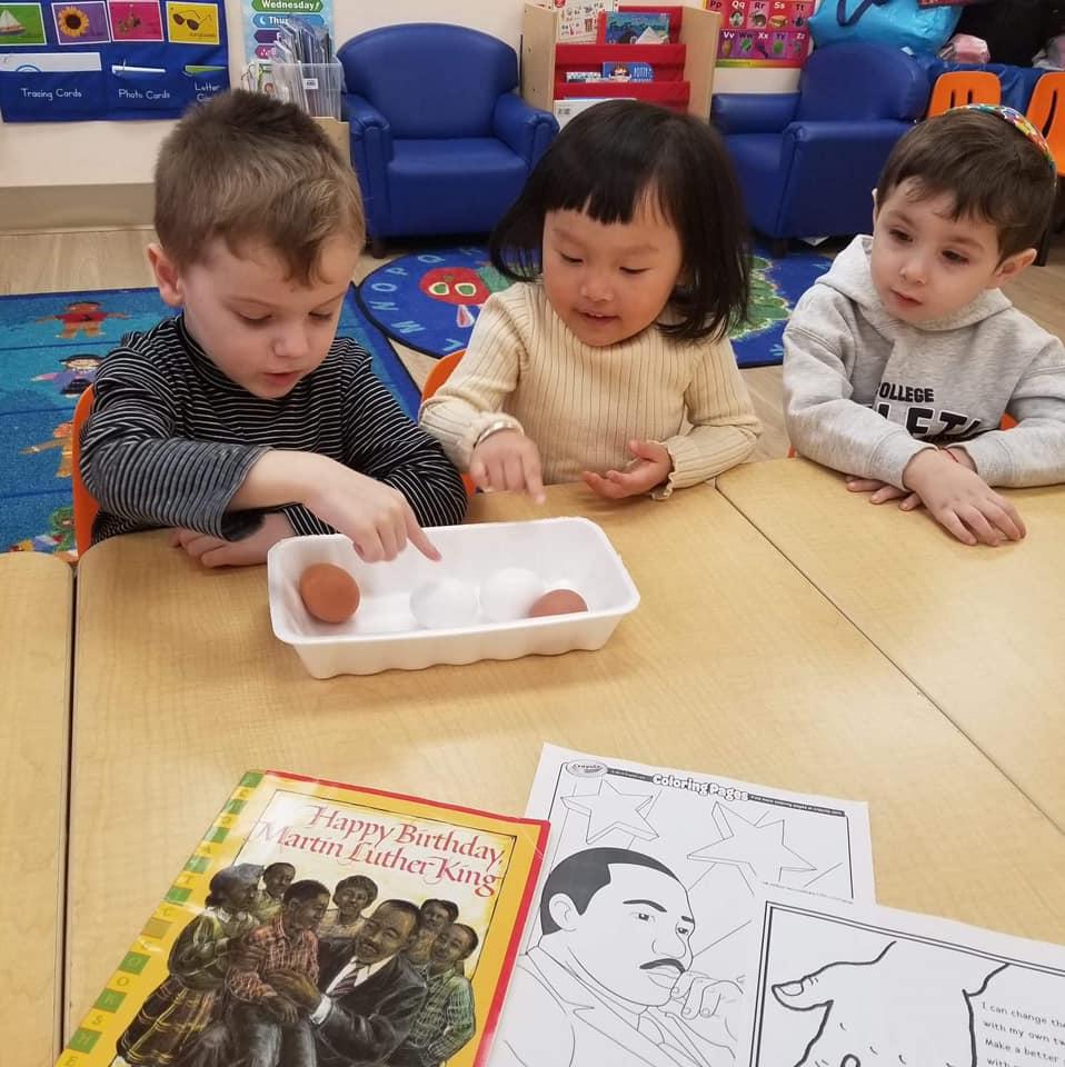 """I Have a Dream,"" Activities for Preschoolers"