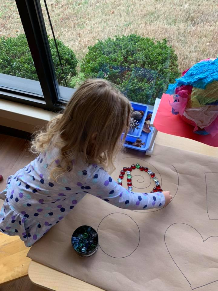 Glass Beads Activities for Kids