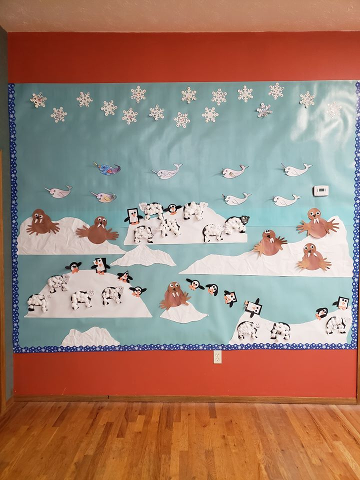 Learning About Winter Animals With Crafts