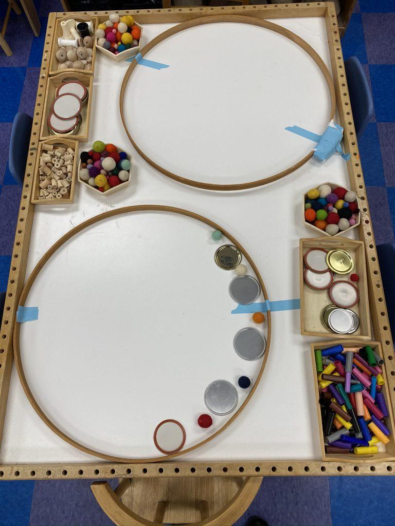 Circle-Themed and Circle-Filling Art and Activities