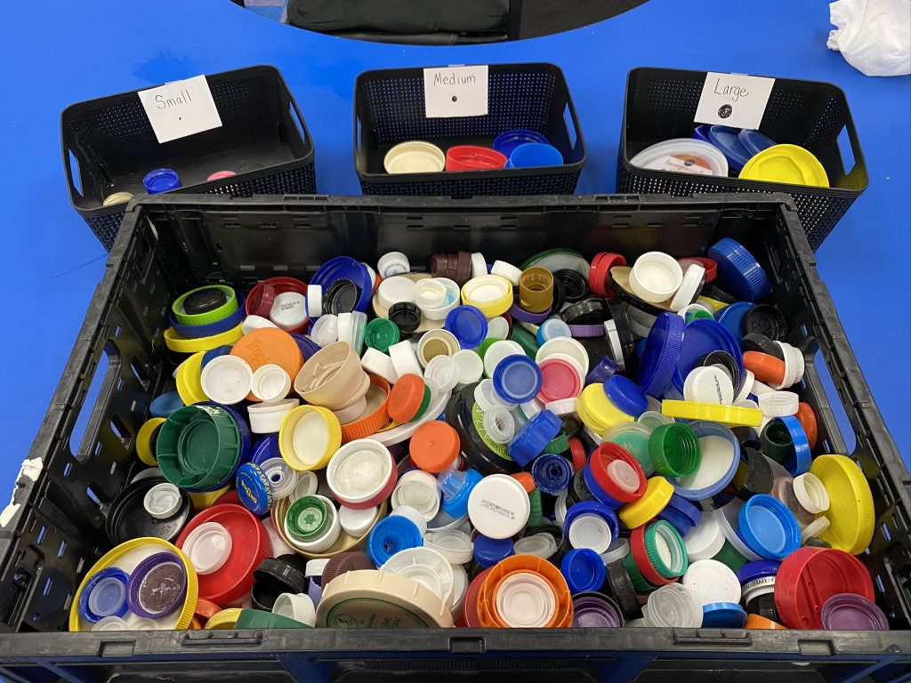Small, Medium, and Large Mixed Object Sorting Activity for Preschoolers