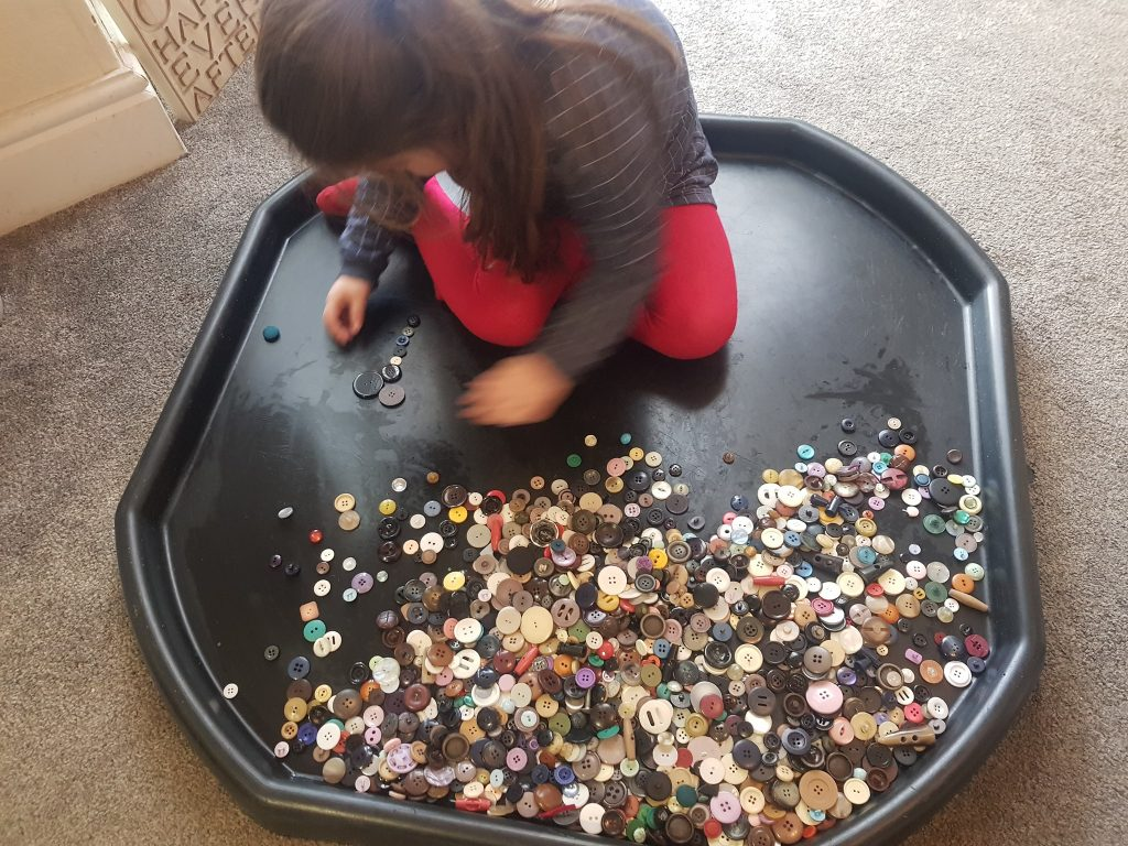 Loose Parts Play Activity