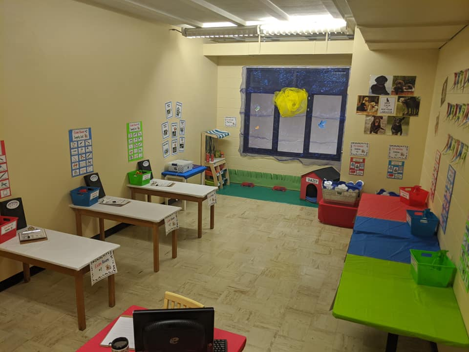 Veterinary Clinic-Themed Dramatic Play Center for Preschoolers