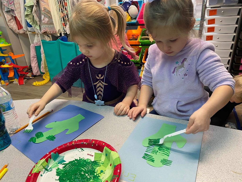 Preschool Cactus Craft