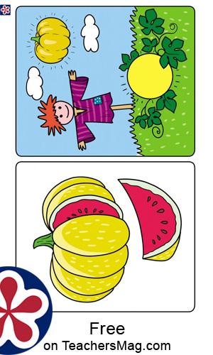 10 Fun Pumpkin Facts and a Free Pumpkin Printable