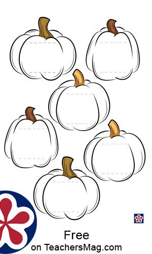 Pumpkin Name Activity
