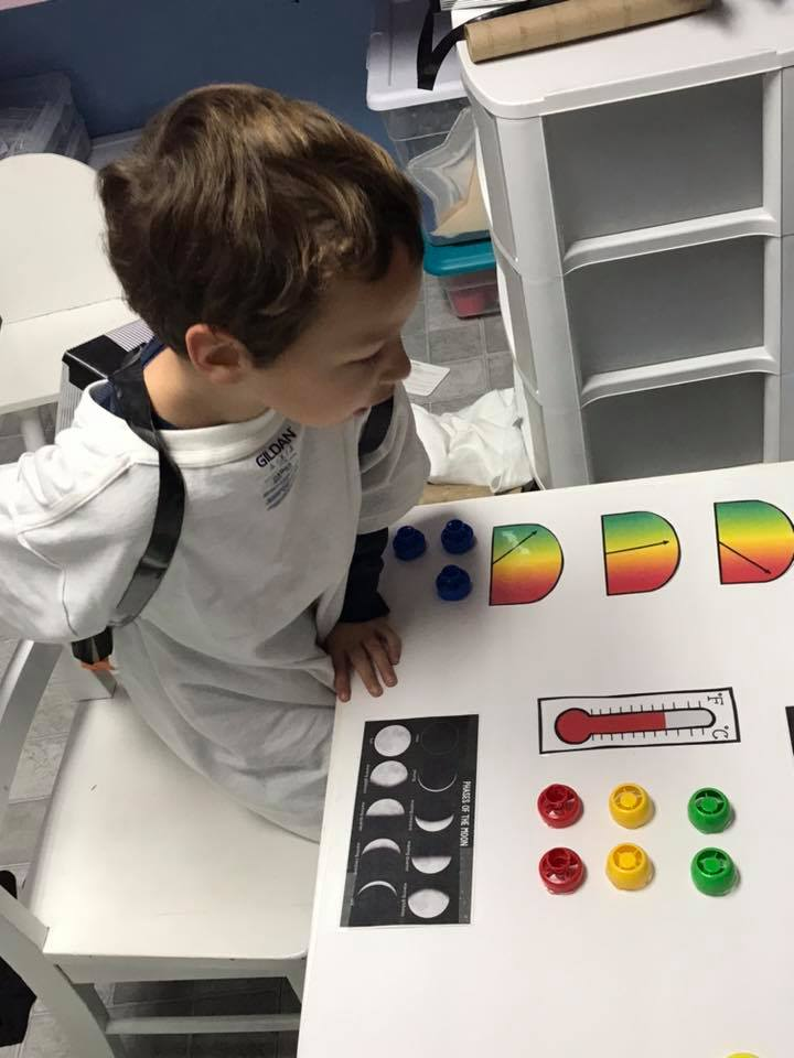Space Week and Space Station Dramatic Play for Preschoolers