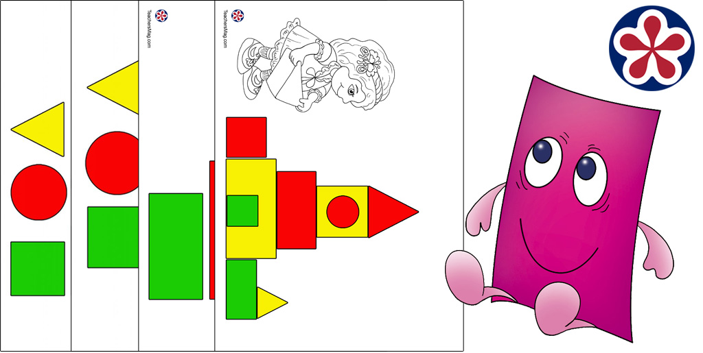 Lesson Plan: Geometric Shapes that are Rectangles