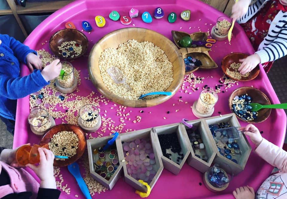 Fun Sensory Table Ideas for Preschool Students
