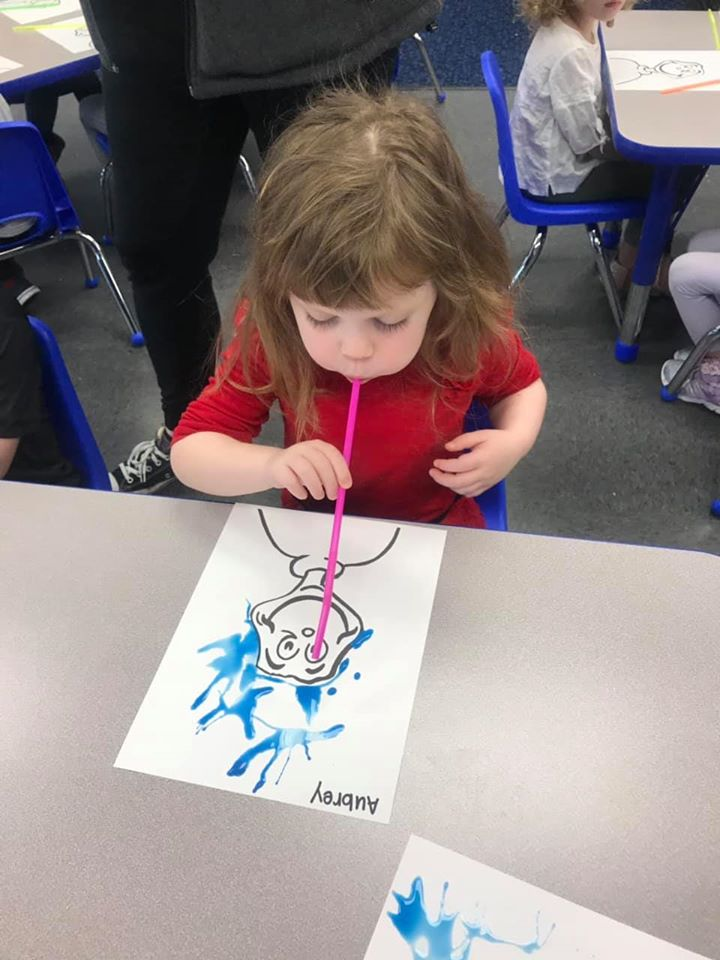 Dr. Seuss Themed Crafts about Thing One and Thing Two