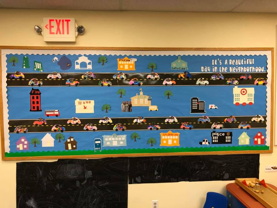 """Learning About Your Neighborhood,"" Bulletin Board Activity"