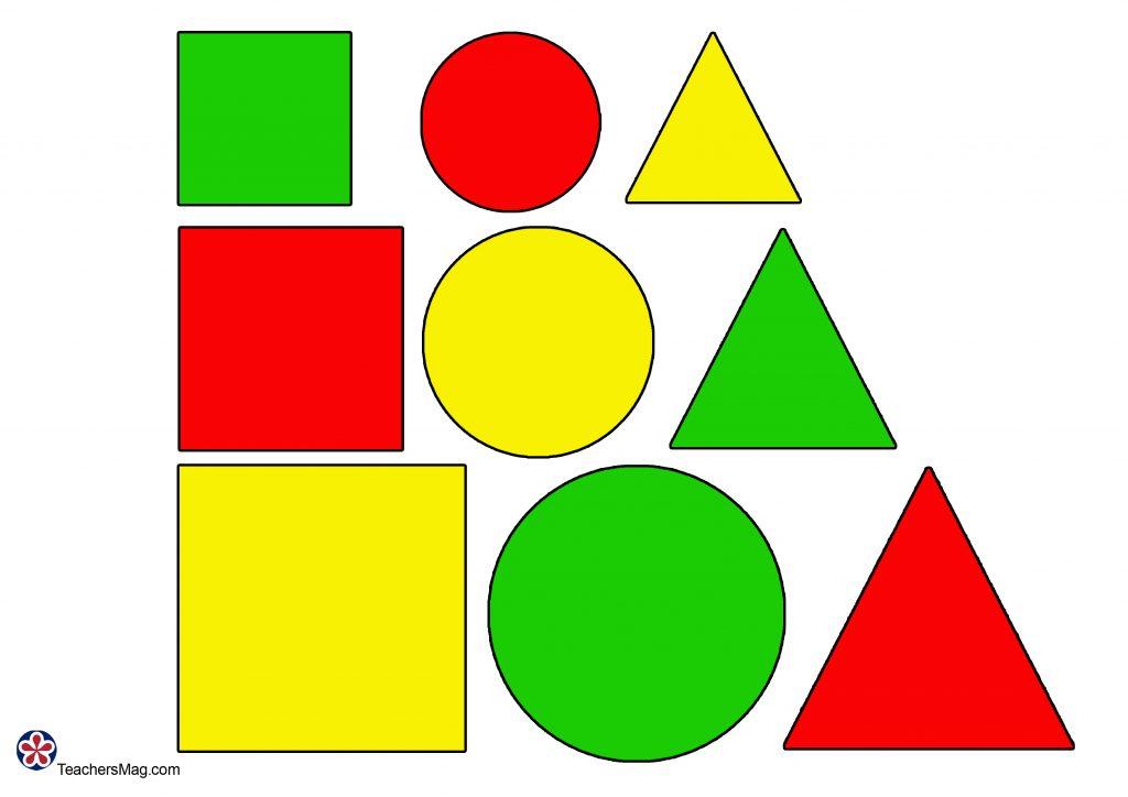 Preschool Lesson Plan About Rectangles