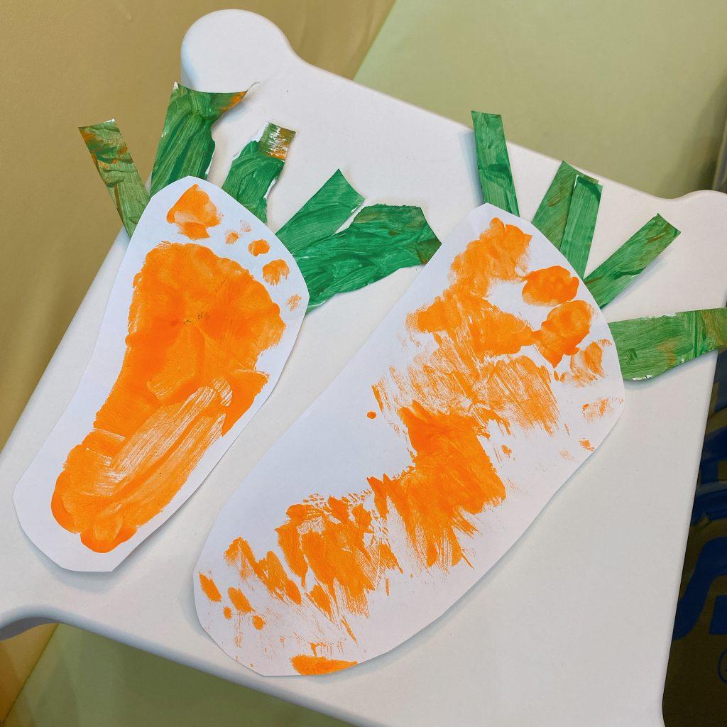 Footprint Carrot
