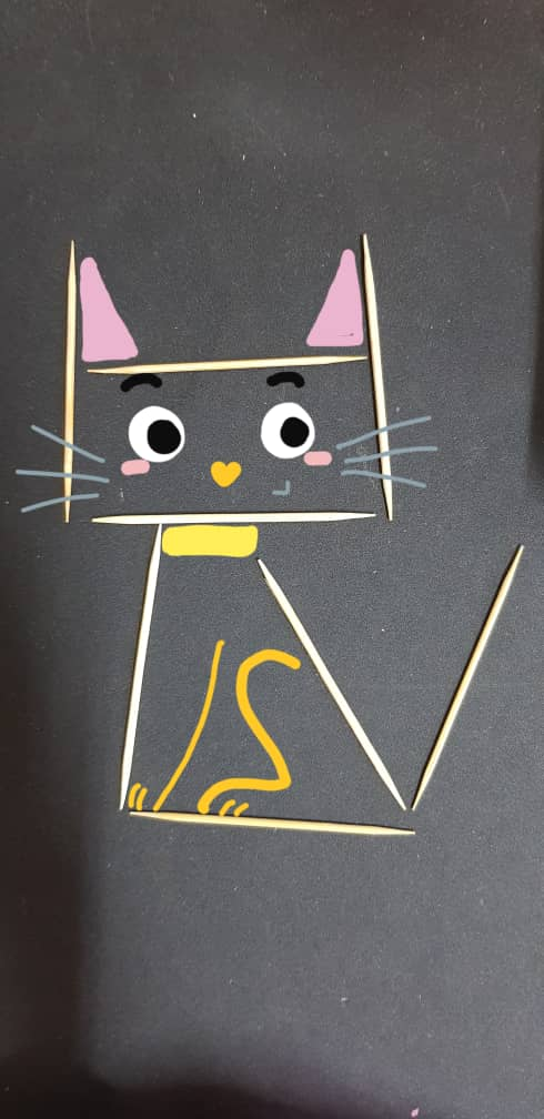 Animal Theme - Easy Kitty Craft