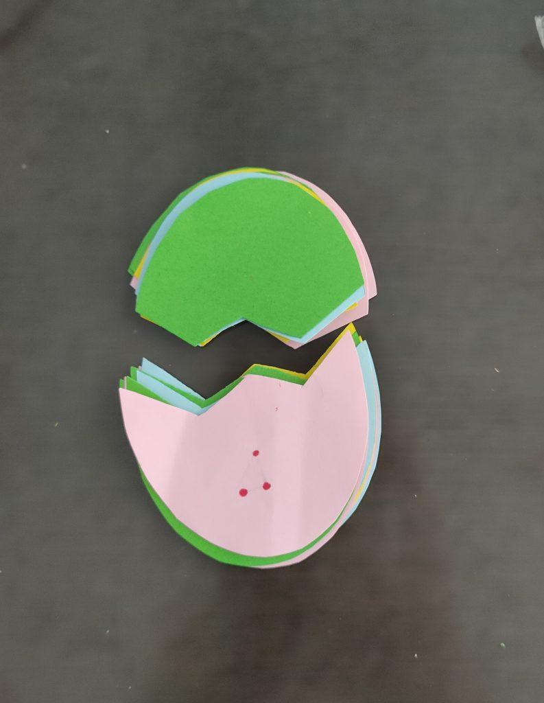 Easter Egg Alphabet Matching