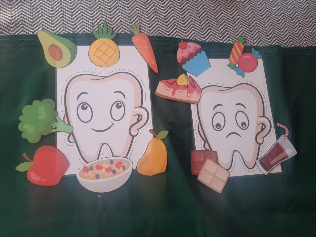 Learning About Healthy Teeth and Habits