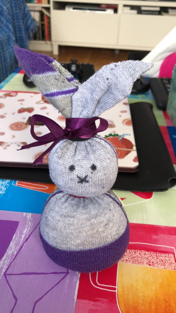 Socks Rabbit