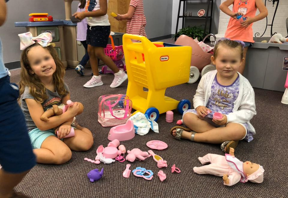 Learning Via Dramatic Play For Preschoolers