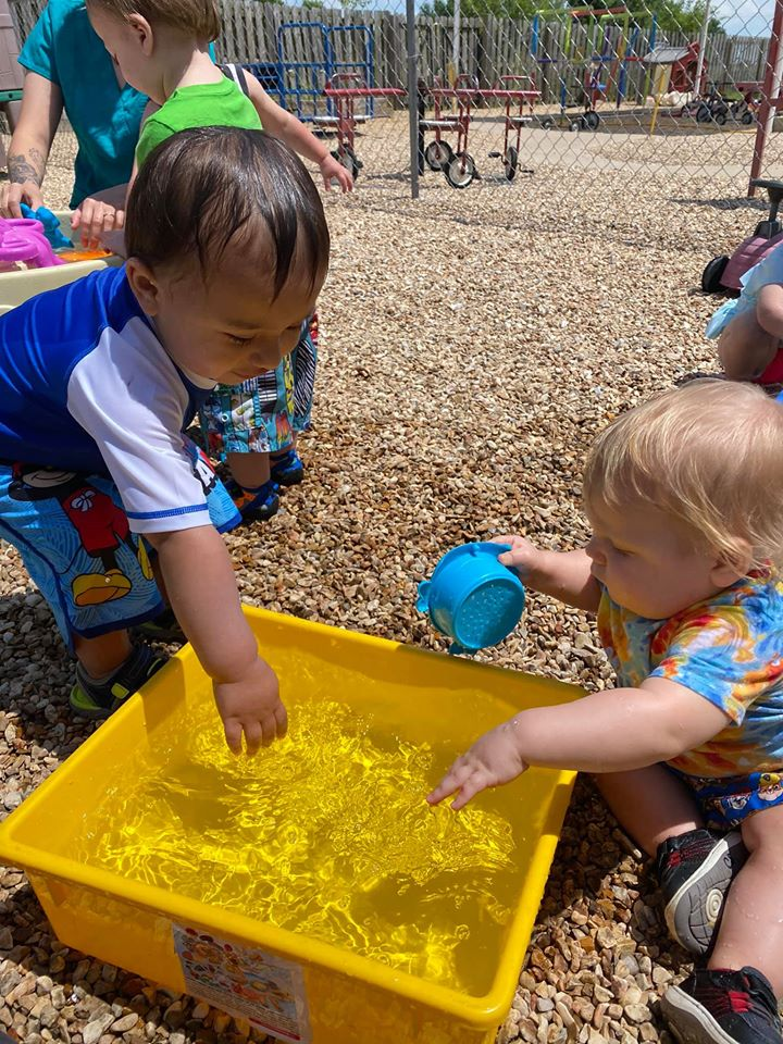 Do-It-Yourself Water Table Activity