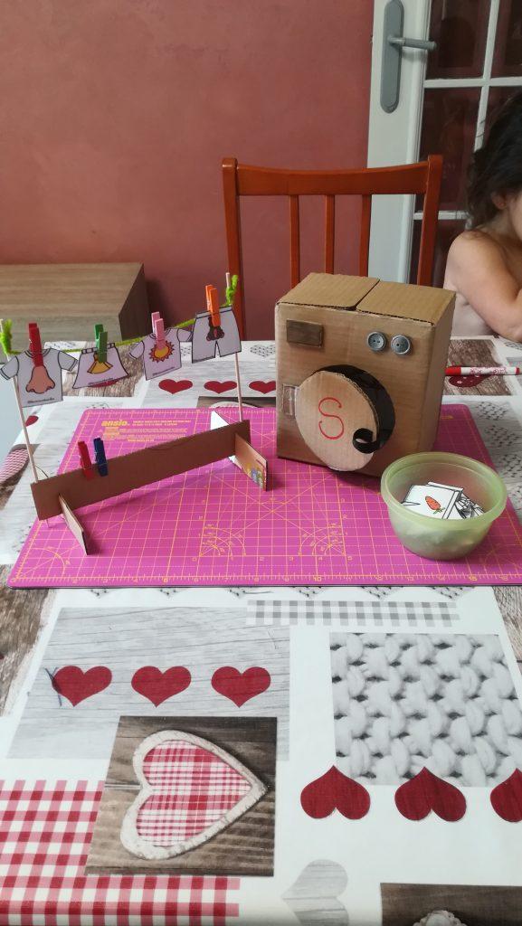 Clothespin Activity for Preschoolers