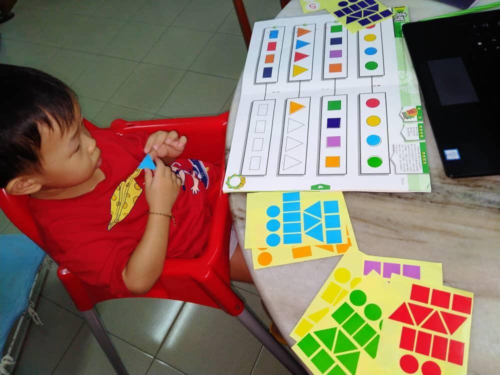 Colour Arrangement