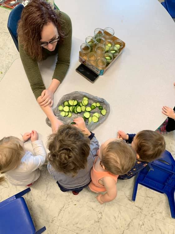 Pickle-Making Activity for Kids