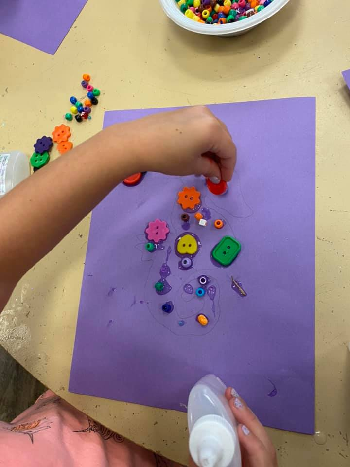 Seahorse Craft Activity for Kids