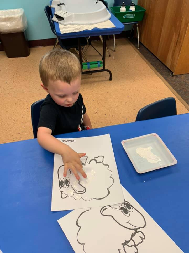 Mess-Free Painting for Toddlers