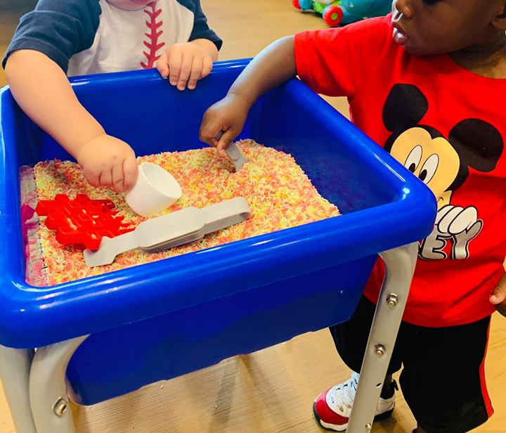 Toddler-Safe Sensory Bin Activity Idea