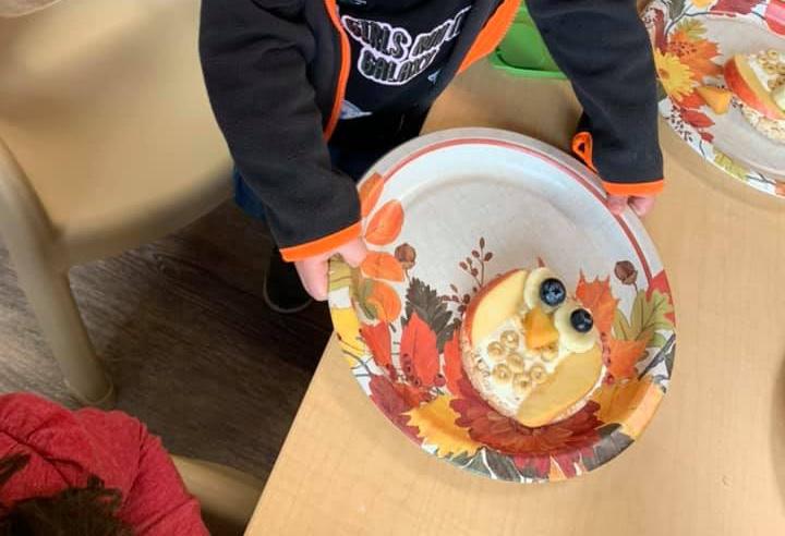 Edible Owl Craft