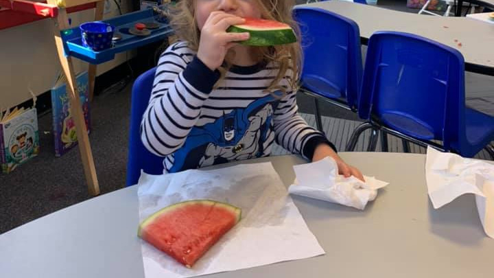 """""""W is for Watermelon,"""" Activities"""