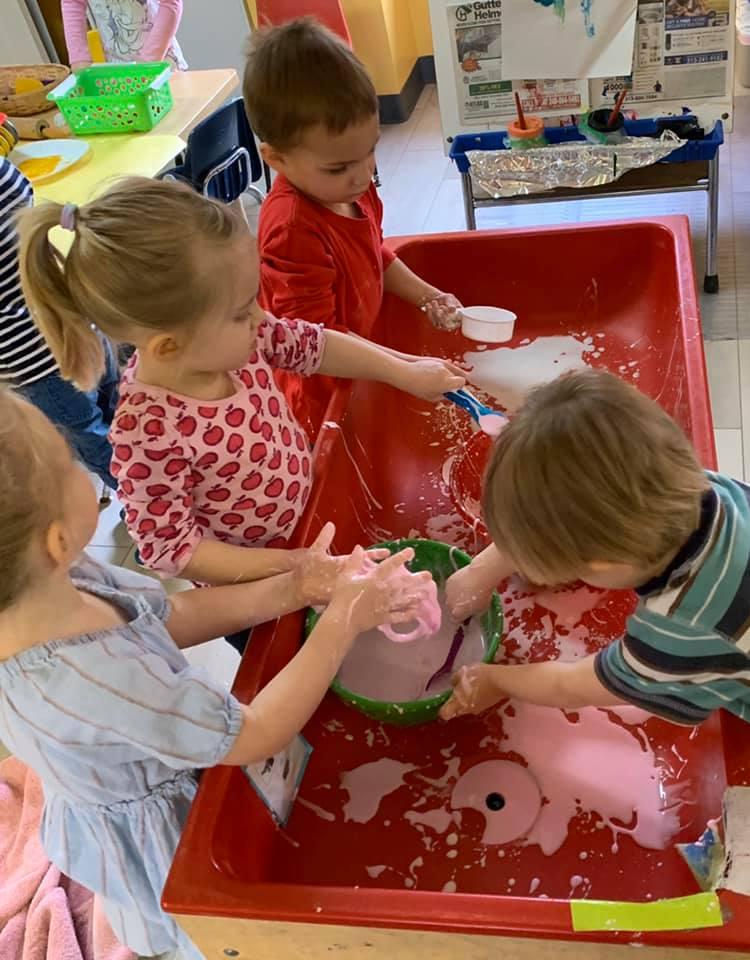 Making Oobleck Activity for Kids