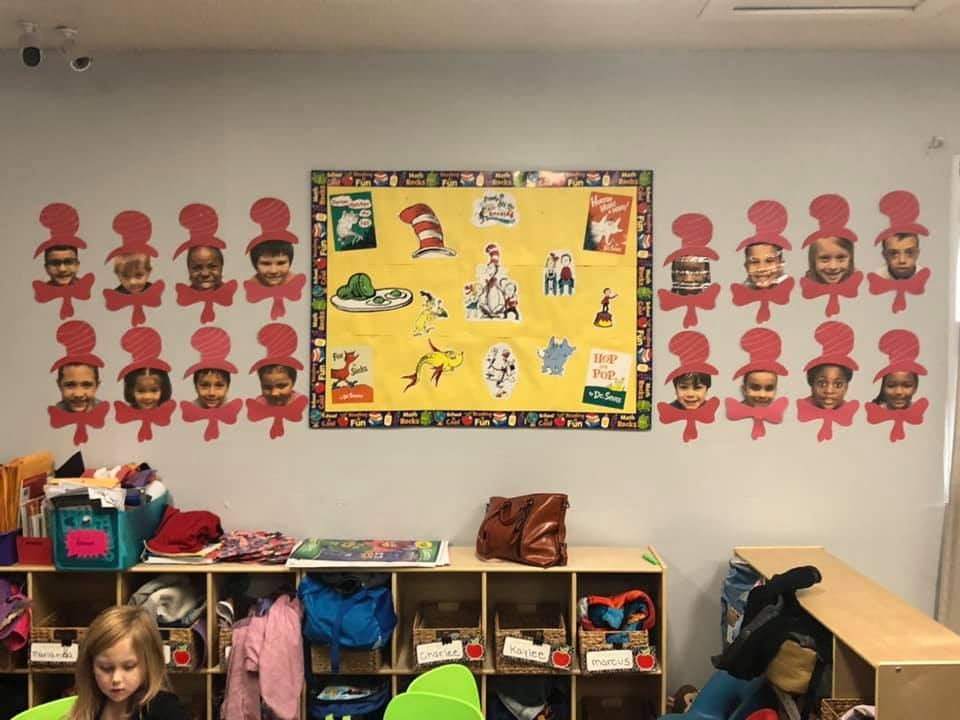 Dr. Seuss-Themed Bulletin Board Ideas