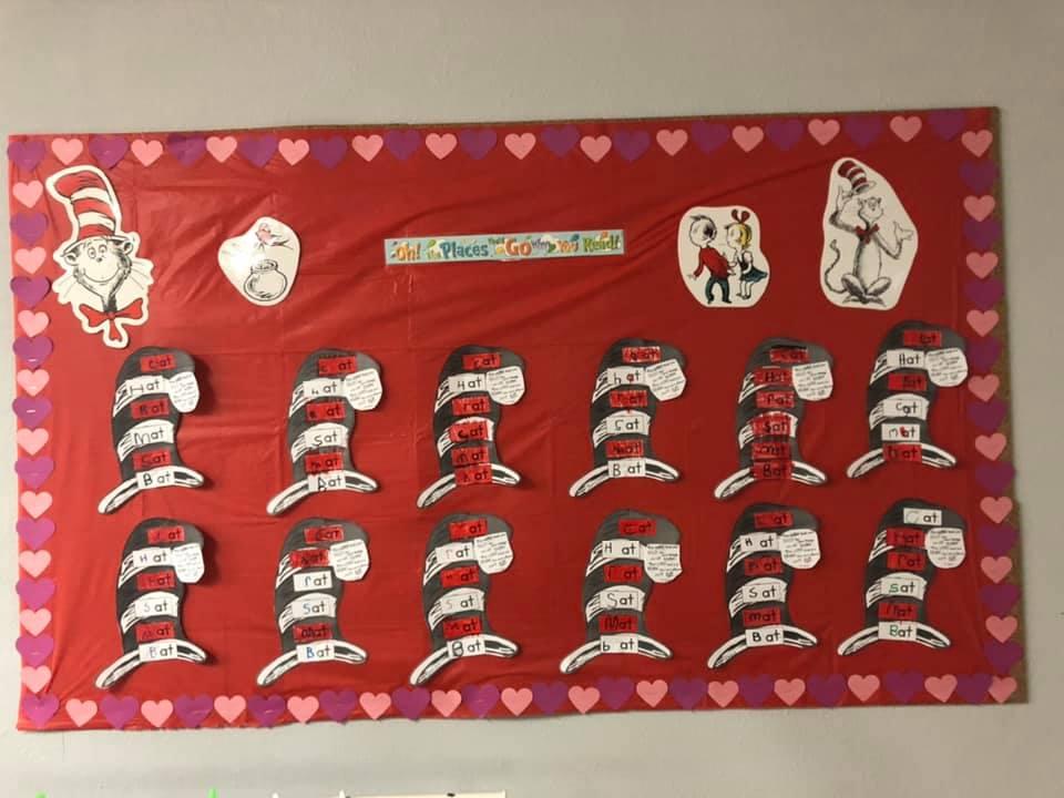 Dr. Seuss-Themed Bulletin Board Ideas