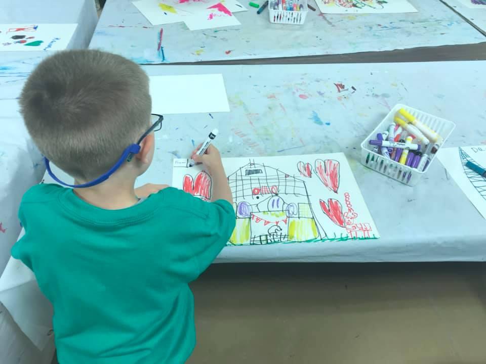 Making Barn Art