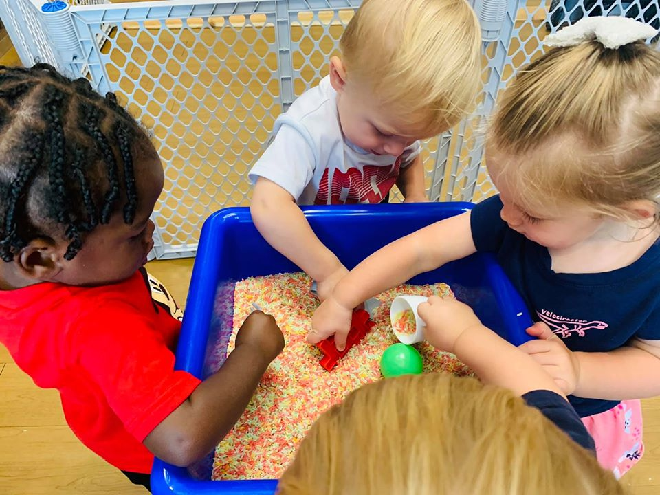 Toddler-Safe Sensory Bin Activity Idea