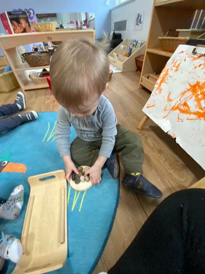 Activity Ideas for Children Under 1 Year Old
